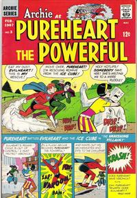 Cover Thumbnail for Archie as Pureheart the Powerful (Archie, 1966 series) #3