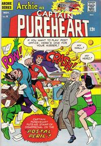 Cover Thumbnail for Archie as Capt. Pureheart (Archie, 1967 series) #6