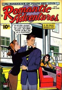 Cover Thumbnail for Romantic Adventures (American Comics Group, 1949 series) #2