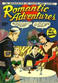 Cover Thumbnail for Romantic Adventures (American Comics Group, 1949 series) #3