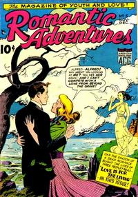 Cover Thumbnail for Romantic Adventures (American Comics Group, 1949 series) #5