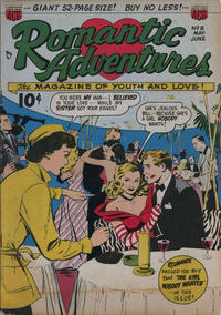 Cover Thumbnail for Romantic Adventures (American Comics Group, 1949 series) #8