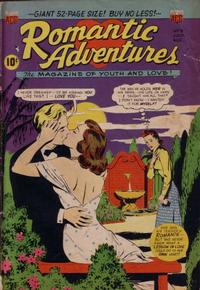 Cover Thumbnail for Romantic Adventures (American Comics Group, 1949 series) #9