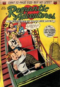 Cover Thumbnail for Romantic Adventures (American Comics Group, 1949 series) #10