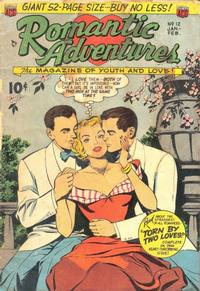 Cover Thumbnail for Romantic Adventures (American Comics Group, 1949 series) #12