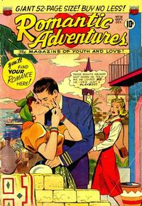 Cover Thumbnail for Romantic Adventures (American Comics Group, 1949 series) #16
