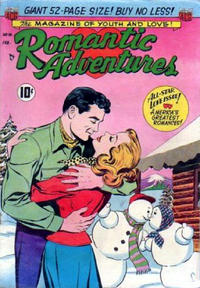 Cover Thumbnail for Romantic Adventures (American Comics Group, 1949 series) #18