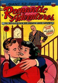 Cover Thumbnail for Romantic Adventures (American Comics Group, 1949 series) #19