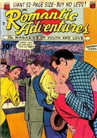 Cover Thumbnail for Romantic Adventures (American Comics Group, 1949 series) #20