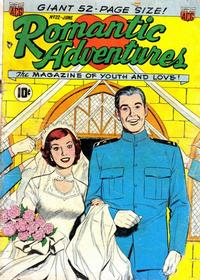 Cover Thumbnail for Romantic Adventures (American Comics Group, 1949 series) #22