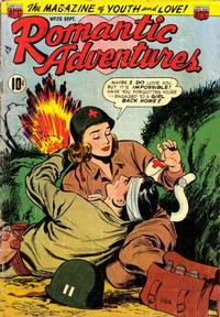 Cover Thumbnail for Romantic Adventures (American Comics Group, 1949 series) #25