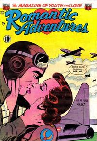 Cover Thumbnail for Romantic Adventures (American Comics Group, 1949 series) #26