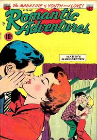 Cover Thumbnail for Romantic Adventures (American Comics Group, 1949 series) #28