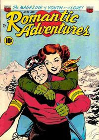 Cover Thumbnail for Romantic Adventures (American Comics Group, 1949 series) #29