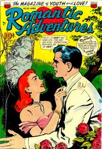Cover Thumbnail for Romantic Adventures (American Comics Group, 1949 series) #32