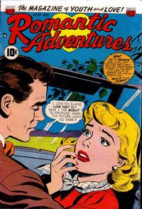 Cover Thumbnail for Romantic Adventures (American Comics Group, 1949 series) #33