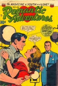 Cover Thumbnail for Romantic Adventures (American Comics Group, 1949 series) #34
