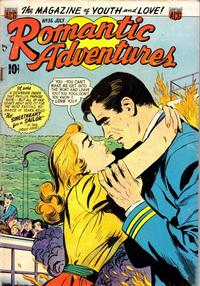 Cover Thumbnail for Romantic Adventures (American Comics Group, 1949 series) #35