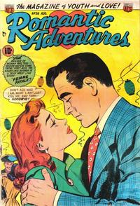 Cover Thumbnail for Romantic Adventures (American Comics Group, 1949 series) #36