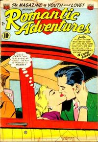 Cover Thumbnail for Romantic Adventures (American Comics Group, 1949 series) #37
