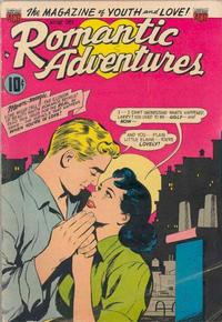 Cover Thumbnail for Romantic Adventures (American Comics Group, 1949 series) #38
