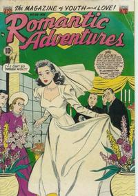 Cover Thumbnail for Romantic Adventures (American Comics Group, 1949 series) #39