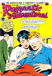 Cover Thumbnail for Romantic Adventures (American Comics Group, 1949 series) #42