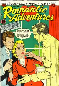 Cover Thumbnail for Romantic Adventures (American Comics Group, 1949 series) #44