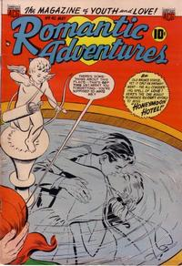 Cover Thumbnail for Romantic Adventures (American Comics Group, 1949 series) #45