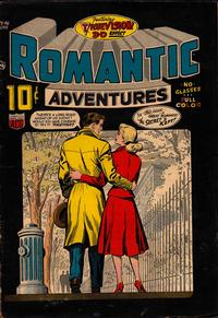Cover Thumbnail for Romantic Adventures (American Comics Group, 1949 series) #46