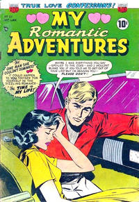 Cover Thumbnail for Romantic Adventures (American Comics Group, 1949 series) #51