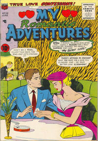 Cover Thumbnail for Romantic Adventures (American Comics Group, 1949 series) #56
