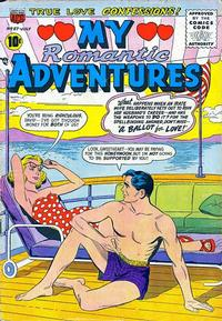 Cover Thumbnail for Romantic Adventures (American Comics Group, 1949 series) #57