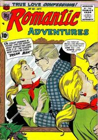 Cover Thumbnail for Romantic Adventures (American Comics Group, 1949 series) #60