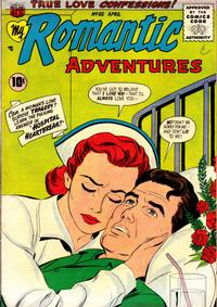Cover Thumbnail for Romantic Adventures (American Comics Group, 1949 series) #65