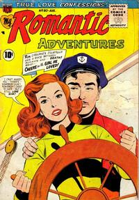 Cover Thumbnail for My Romantic Adventures (American Comics Group, 1956 series) #80