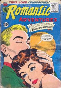 Cover Thumbnail for My Romantic Adventures (American Comics Group, 1956 series) #81