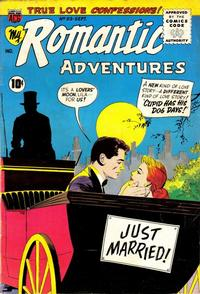 Cover Thumbnail for My Romantic Adventures (American Comics Group, 1956 series) #93