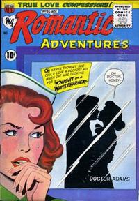 Cover Thumbnail for My Romantic Adventures (American Comics Group, 1956 series) #95