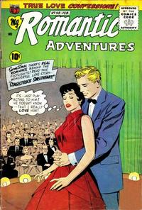 Cover Thumbnail for My Romantic Adventures (American Comics Group, 1956 series) #98