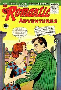 Cover Thumbnail for My Romantic Adventures (American Comics Group, 1956 series) #105