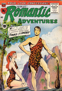 Cover Thumbnail for My Romantic Adventures (American Comics Group, 1956 series) #106