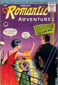 Cover Thumbnail for My Romantic Adventures (American Comics Group, 1956 series) #107