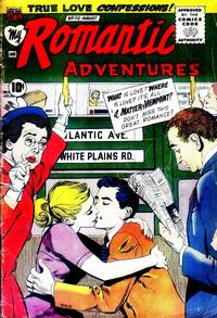 Cover Thumbnail for My Romantic Adventures (American Comics Group, 1956 series) #112