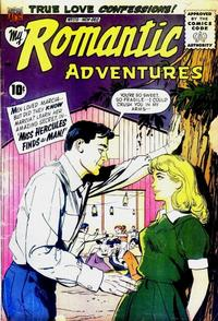 Cover Thumbnail for My Romantic Adventures (American Comics Group, 1956 series) #115