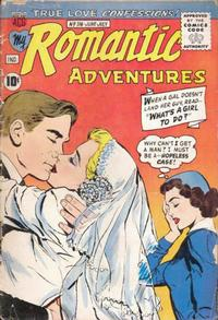 Cover Thumbnail for My Romantic Adventures (American Comics Group, 1956 series) #116