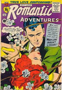 Cover Thumbnail for My Romantic Adventures (American Comics Group, 1956 series) #117