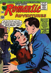 Cover Thumbnail for My Romantic Adventures (American Comics Group, 1956 series) #122