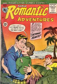 Cover Thumbnail for My Romantic Adventures (American Comics Group, 1956 series) #126