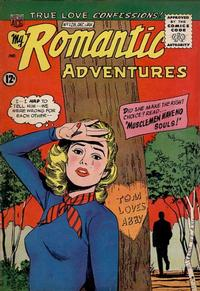 Cover Thumbnail for My Romantic Adventures (American Comics Group, 1956 series) #128
